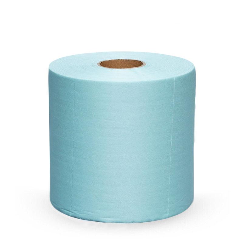 绿色款工业卷纸 吸油纸
