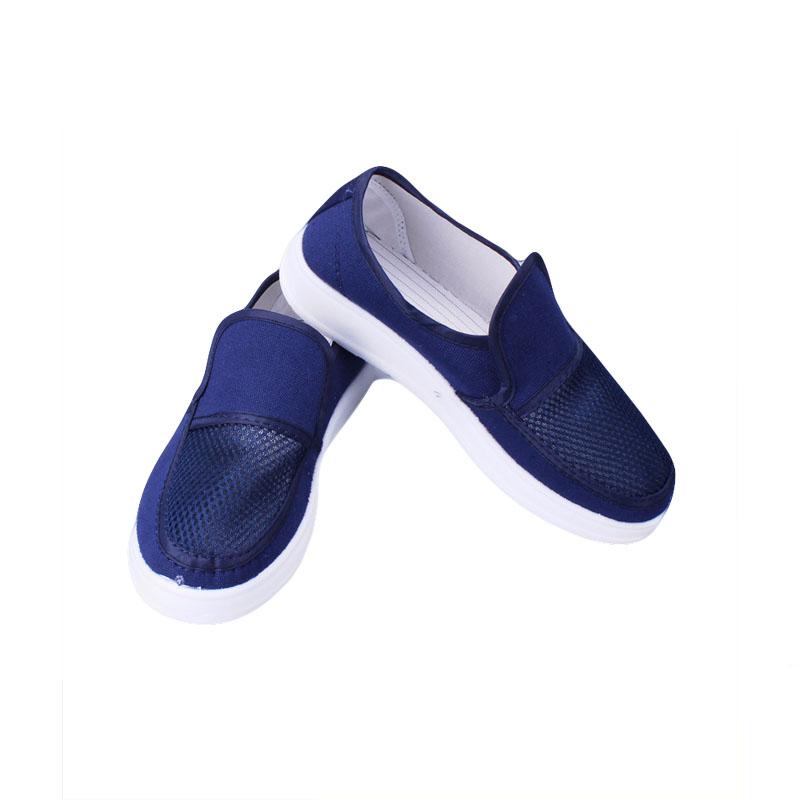防静电PU帆布鞋