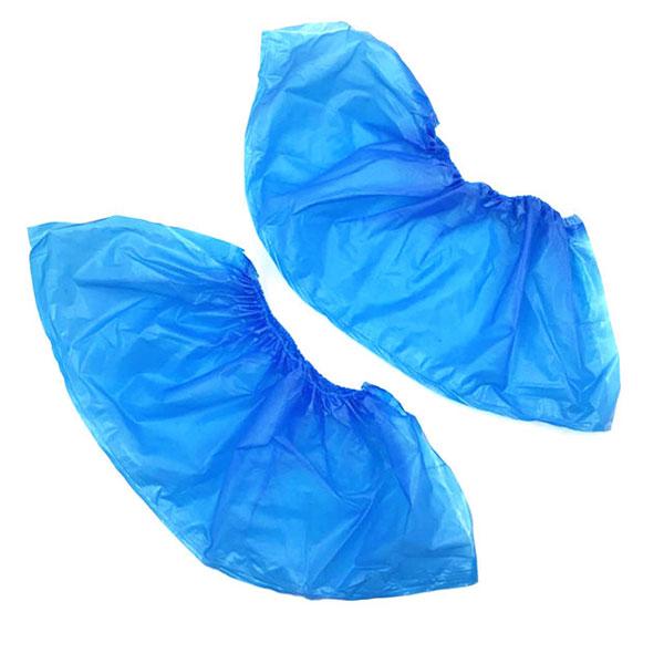 一次性PE鞋套_加厚防水防滑鞋套_一次性塑料鞋套
