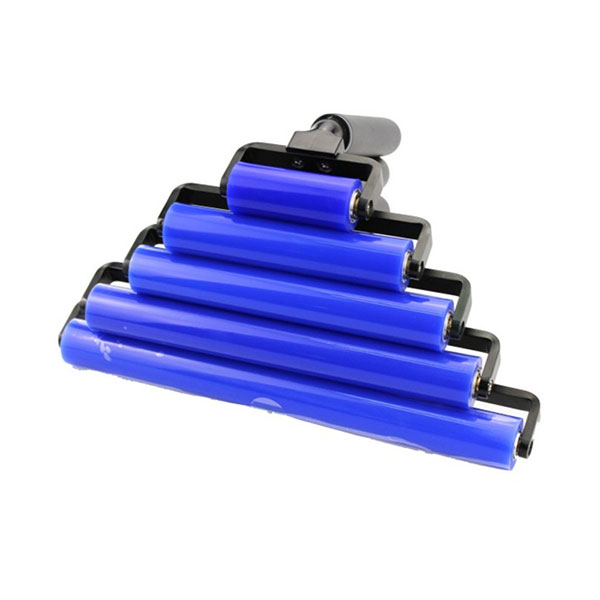 清洁用自粘硅胶粘尘滚轮_硅胶粘尘滚筒