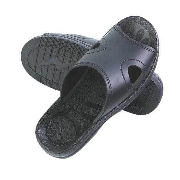 防静电pu拖鞋_防