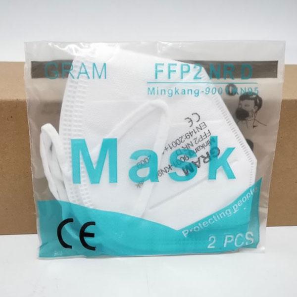 FDA认证的N95口罩
