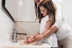 正确的洗手技巧是什么