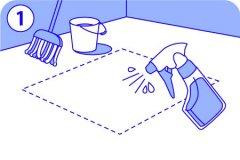 粘尘垫如何安装使用和清洁?