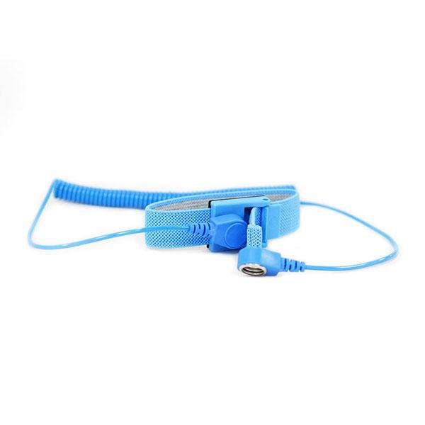 经济型防静电腕带_PVC有线防静电手环_无线手腕带