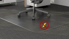 防静电椅如何释放静电?