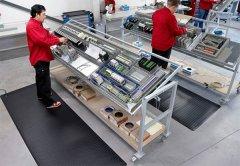 如何选择防静电地板垫?