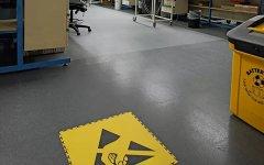 员工的静电防护要求是什么?
