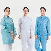 穿着防静电服可以防护出新的冠状病毒