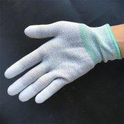 防静电PU手掌涂层手套