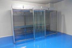 洁净棚的建设原理及其功能和特点