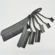 防静电刷用于清洁PCB板