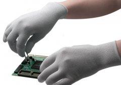 为什么防静电涂层尼龙手套会掉胶