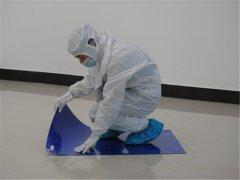 批发粘尘垫如何揭掉待拆换塑料薄膜层?