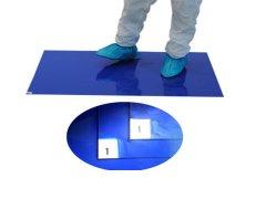 蓝色粘尘垫使用说明及选购技巧
